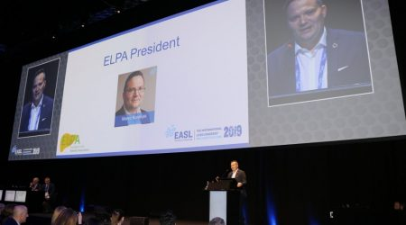 EASL '19 Welcome speech by ELPA president Marko_Korenjak
