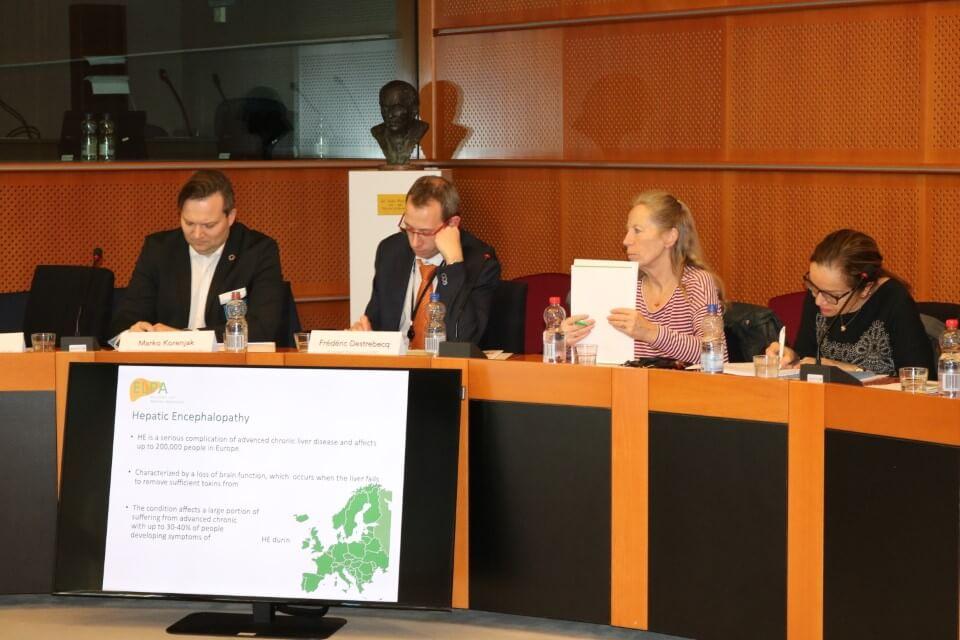The burden of liver disease in Europe: The case of Hepatic